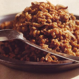 Roasted Barley Pilaf