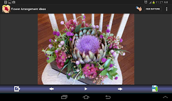 Screenshot of Flower Arrangement Ideas