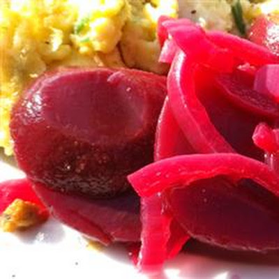 Spiced Pickled Beets