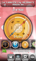 Screenshot of Classic Compass