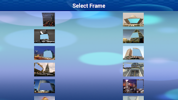 Screenshot of Riyadh City Frames