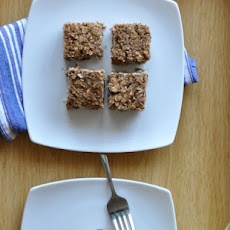 VEGAN COCONUT BUTTERSCOTCH BARS