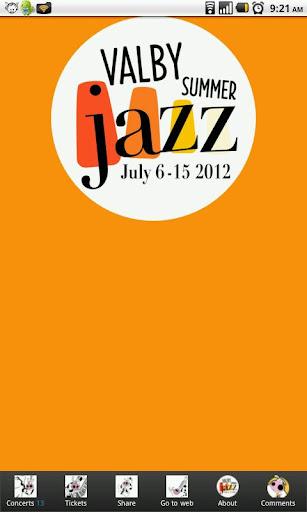 Valby Summer Jazz 2012