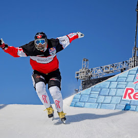 Jim De Paoli #CrashedIce © 2014 Boucerman Photography by Thomas Nelson - Sports & Fitness Other Sports