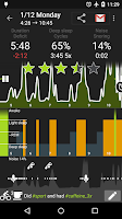 Screenshot of Sleep as Android