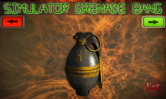 Screenshot of Simulator Grenade Bang