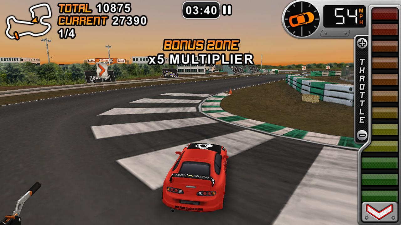 Drift Mania Championship Screenshot