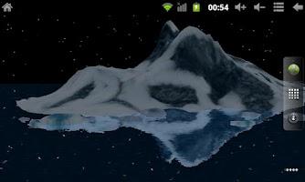 Screenshot of Reflected mountain