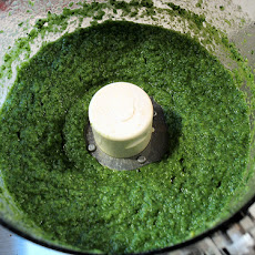 Sneaky Chef's  Make-Ahead  Green Puree