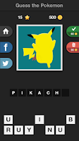 Screenshot of Icontrivia : Pokémon