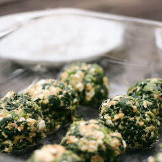 Delicious Indian Spinach Balls