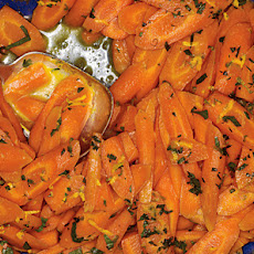 Citrus-Glazed Carrots