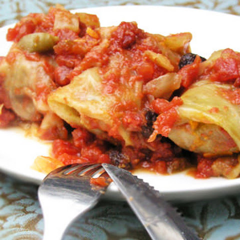 RUSSIAN STUFFED CABBAGE