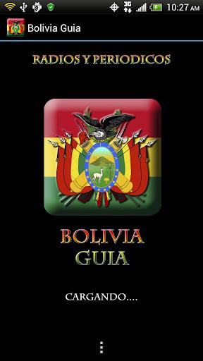 Bolivia Guide Radio n News