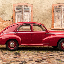 Between Times by Ido Ben-Itzhak - Transportation Automobiles