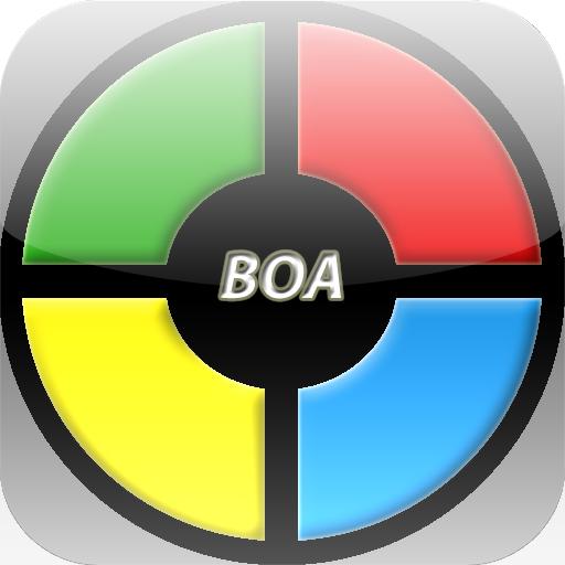 BOsimon LOGO-APP點子