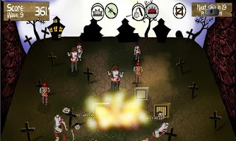 Screenshot of Zombie Smasher!