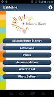 Screenshot of Bolzano Bozen City