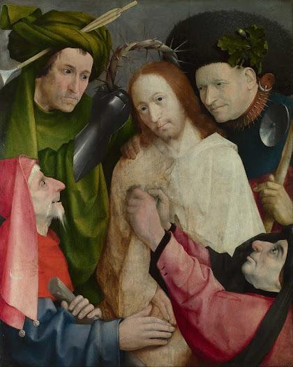 Bosch Hieronymus, Cristo deriso