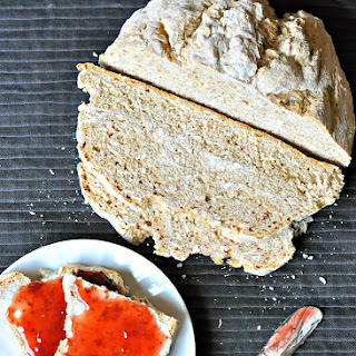 Traditional Crusty Irish Soda Bread