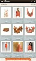 Screenshot of Shoppa