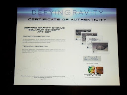 Image 6 for Cygnus Solarium Concept Art Set