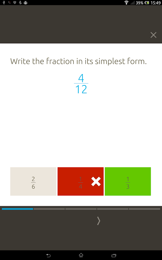 KS3 Maths: Core - nimbl Screenshot 9
