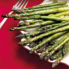 Asparagus With Ginger