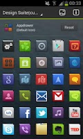 Screenshot of HD Design Theme GO Launcher EX
