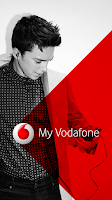 Screenshot of MyVodafone