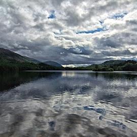 Loch An Eilean by Alex Graeme - Landscapes Waterscapes ( scotland, loch an eilean )