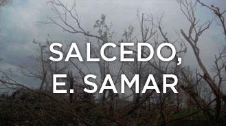 Salcedo, Eastern Samar