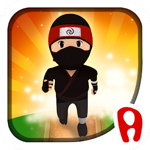Subway Ninja Assassin Run 3d