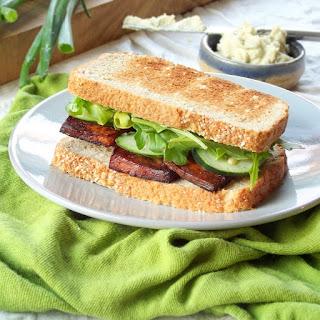 Vegan Cucumber Sandwiches Recipes