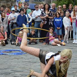 Such Talent! by Dorothy Thomson - People Musicians & Entertainers ( amazing, scotland, edinburgh, festival, entertainer, fringe )