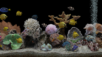 Screenshot of Marine Aquarium 3.2 PRO
