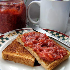 Really Easy and Good Sugar-Free Strawberry Jam/Spread