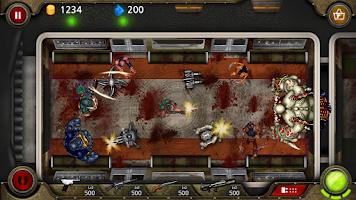 Screenshot of Zombie Metro Seoul