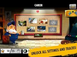 Screenshot of Red Bull Kart Fighter 3