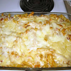 Easy and Tasty Baked Ziti