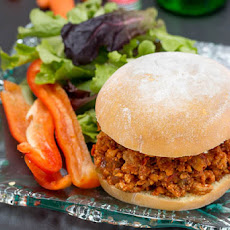 Mom's Best Ever Sloppy Joes