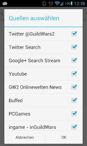 【免費新聞App】Guild Wars 2 News-APP點子