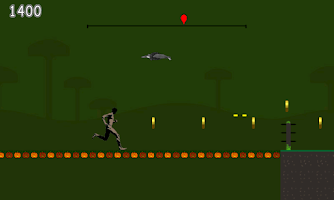 Screenshot of Line Jumper