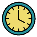 SmartWatch TimeZone icon