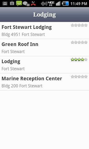 【免費書籍App】Fort Stewart Directory-APP點子