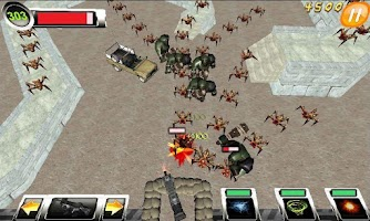 Screenshot of Last War Defense