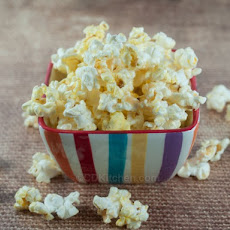 Onion-Garlic Popcorn