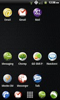 Screenshot of Badges Lite Icons