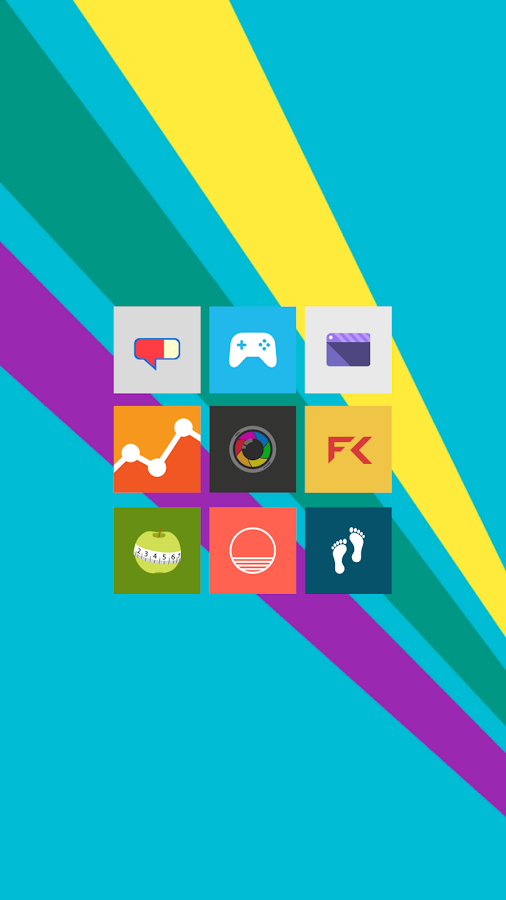 Rifon - Icon Pack Screenshot 5