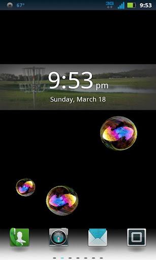 D-Golf Digital Clock
